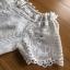Lady Ribbon Lace Blouse with Ribbon ขายส่งเสื้อผ้า thumbnail 6