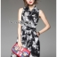 Printed Ribbon Jumpsuit Lady Ribbon ขายจัมป์สูท thumbnail 1