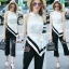 Lady Ribbon Online เสื้อผ้าออนไลน์ขายส่ง Normal Ally เสื้อผ้า NA13180816 &#x1F389Normal Ally Present Boutique Hi class elegance style set&#x1F389 thumbnail 1
