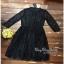 Maxi Dress เดรสผ้าลูกไม้งานแบรนด์แฟชั่นเกาหลี thumbnail 5