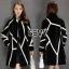 เสื้อคลุมแฟชั่น ผ้าฮานาโกะ /Hanako thumbnail 6