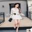 งานหวานๆ ทรงสวยด้วยทรงเดรสเกาหลีสูทคอวี thumbnail 3