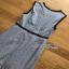 Checked Cotton Dress Lady Ribbon เดรสแขนกุด thumbnail 9
