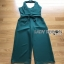 Lady Ribbon Fiona Chic Dark Green Jumpsuit thumbnail 10