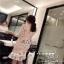 ชุดเดรสสั้นแฟชั่นเกาหลีลุคสวยหรู เนื้อผ้าตาข่ายเกรดดี thumbnail 3