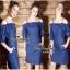 Denim Mini Dress thumbnail 2