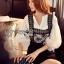 Lady Ribbon Dress Set ขายส่งเซ็ตเสื้อผ้าคอตตอน thumbnail 2
