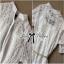 Lady Ribbon Organza Lace Dress เดรสผ้าออร์แกนซ่า thumbnail 6