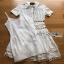 Lady Ribbon Sweet White Lace Shirt Dress thumbnail 9
