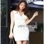 Lady Ribbon Suit Dress สูทเดรสแขนกุด thumbnail 2