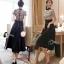 Lace Dress Long dress ลูกไม้ช่วงตัวบน thumbnail 1