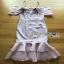 Lady Ribbon Melissa Ruffle Pink Dress thumbnail 6