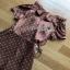 Crepe Lady Ribbon Mini Dress มินิเดรส thumbnail 7