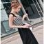 Lady Ribbon Striped Jumpsuit จัมป์สูท thumbnail 2