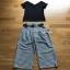 Lady Ribbon Checked Pants Set ขายส่งเสื้อยืด thumbnail 7