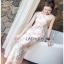 Lady Ribbon Lace Evening Dress thumbnail 4