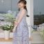 Lady Ribbon Mandy Sweet Modern Lace Dress thumbnail 3