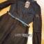เดรสผ้าลูกไม้สีดำสไตล์คลาสสิก thumbnail 5