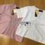 Lady Ribbon Online ขายส่งเสื้อผ้าออนไลน์ ขายส่งของแท้พร้อมส่ง LR01250716 &#x1F380 Lady Ribbon's Made &#x1F380 Lady Sophie Sweet Feminine Laser-Cut and Embroidered To thumbnail 6