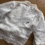 Lady Ribbon Classic Sweet White Lace Blouse thumbnail 8