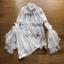 Lady Ribbon Isabella Flared-Sleeve Ribbon Lace Blouse thumbnail 6