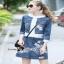 เดรสยีนส์ลุคสาวเกาหลีสมาร์ท สวยเก๋ด้วยงานแมตซ์ thumbnail 4