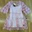 Lady Ribbon Anna Sweet Pink Lace Dress thumbnail 6