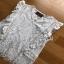 White Lady Ribbon Lace Top ขายเสื้อผ้าลูกไม้สีขาว thumbnail 4