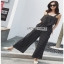 Gabby Striped Geometric Jumpsuit Lady Ribbon จัมป์สูทลายทาง thumbnail 3