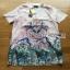 Chinese Style Printed Shirt Dress Lady เชิ้ตเดรส thumbnail 11