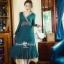 ผ้าทอลายไหมพรมเกาหลี กระโปรงอีดพีท thumbnail 7