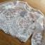 See-through Tulle Blouse Lady Ribbon เสื้อผ้าทูลล์ thumbnail 7
