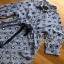 Lady Ribbon Jackie Blue Cotton Shirt Dress thumbnail 4