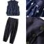 Lady Ribbon Online เสื้อผ้าออนไลน์ขายส่ง Normal Ally เสื้อผ้า,NA15220816 &#x1F389Normal Ally Present Polkadot print swing top and copper ammonia silk pant set&#x1F389 (เสื้อลายจุด , มีซับในอย่างดี + กางเกงผ้าซิลลินิน , มีซับในอย่างดี) thumbnail 6