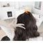 w1375 - Hair Accessories,ที่คาดผม,เครื่องประดับผม,กิ๊ปติดผม,เครื่องประดับ hit color bow hair ring thumbnail 6