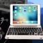 (iPad Air 2) Case + Keyboard Bluetooth (เคสคีย์บอร์ด บลูทูธ iPad Air 2) thumbnail 1