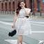 Seoul Secret Lovely Ladiest Lace Dress thumbnail 2