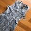 Lady Ribbon Denim Mini Dress มินิเดรส thumbnail 8