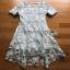 Grace Pastel Flower Lace Dress Lady Ribbon เดรสผ้าลูกไม้ thumbnail 7
