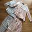 Lady Emma Pretty Pastel Check Ruffle Pajamas Ribbon thumbnail 6