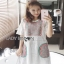 Lady White Lace Dress เดรสผ้าลูกไม้สีขาว thumbnail 3