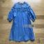 Denim Lady Ribbon Mini Dress มินิเดรส thumbnail 7