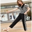 Lady Ribbon Anna Street Chic Sweatpants เสื้อลายทาง thumbnail 1