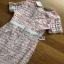 Lace Mini Dress Lady Ribbon มินิเดรสผ้าลูกไม้ thumbnail 5