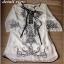 Lady Ribbon Chiffon Dress เดรสปักลาย thumbnail 5
