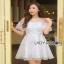 Lady Ribbon Mini Dress thumbnail 4