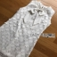 Lady Ribbon Embroidered White Chiffon with Ribbon thumbnail 6