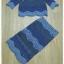 ซ็ทเสื้อ+กระโปรง ใช้ผ้าลูกไม้เนื้อดีราคาสูง thumbnail 5