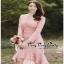 เดรสผ้าลูกไม้สไตล์เกาหลี thumbnail 2