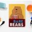 เคสการ์ตูน We BARE BEARS (เคส iPad Air 2) thumbnail 2
